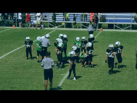 Sterling Jets VS Purcellville Bengals Game Film 9 10 16