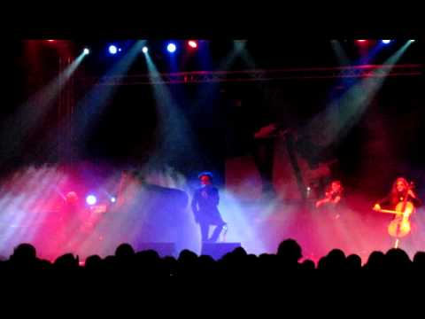 Deine Lakaien - One Night - Live at WGT 2011