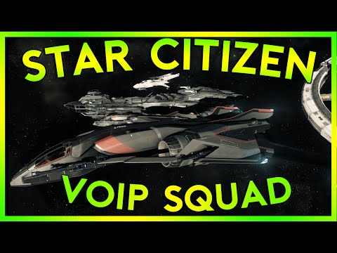 star-citizen-gameplay-2.4.1-|-voip-squad-wing-formation-|-part-157-(star-citizen-2016-pc-gameplay)