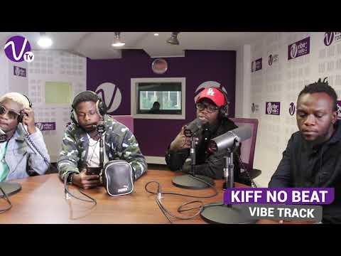 Kiff Not Beat - Freestyle à Vibe Radio Côte d'Ivoire