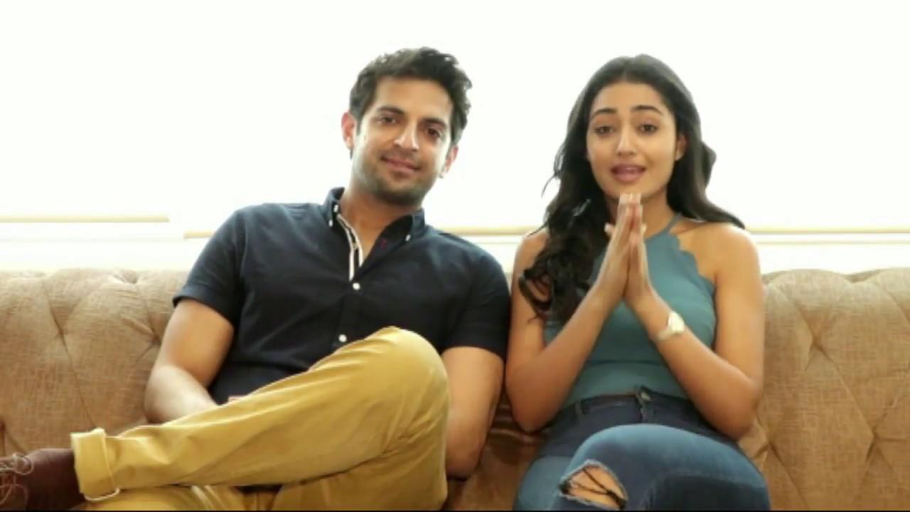 Spotlight Web Series Interview With Tridha Choudhary And Sid Makkar | 2017