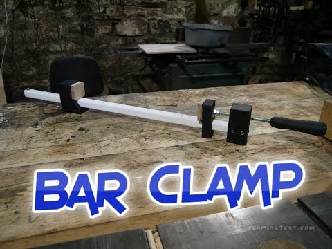 Homemade Bar Clamp