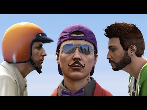 MOST INTENSE FIGHT EVER!? (GTA 5 Funny Moments)