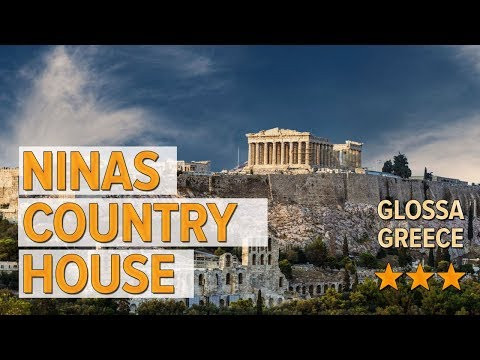 Ninas Country House Hotel Review | Hotels In Glossa | Greek Hotels