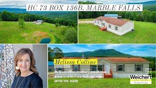 Melissa Collins   HC 73 Box 136B, Marble Falls   Branded