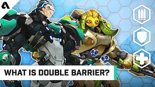 What Is The Double Barrier Comp? - New Shield Stacking Overwatch Meta | Behind The Akshon