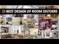 25 Best Design of Room Dividers - DecoNatic