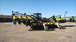 John Deere Planter For Sale | Sold At Auction April 29, 2015