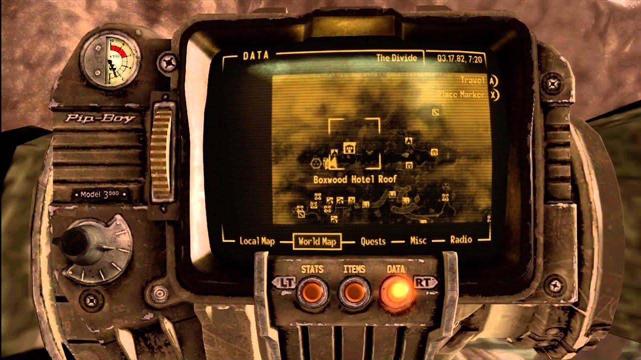 Warhead Hunter Achievement Guide (All 30 Warhead Locations) Fallout NV  Lonesome Road
