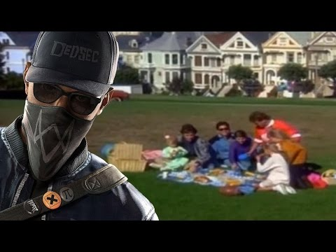 7 Things Watch Dogs 2 Got Wrong About San Francisco - Up At Noon Live!