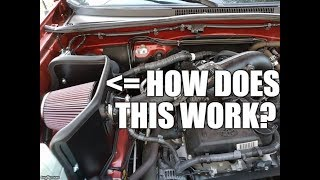 Truth Behind Cold Air Intakes | How Exactly Do They Work