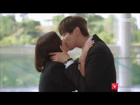 Seohyun & Ji Hyun Woo ALL KISSES  (Bad Thief Good Thief 도둑놈 도둑님) I Love You - Berry Good