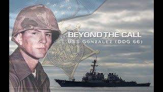 Navy Living Heritage - USS Gonzalez (DDG 66)