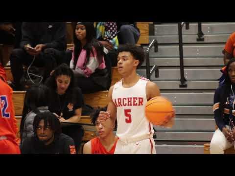 Archer High School Basketball 12/3/19 x@thetylermeyer