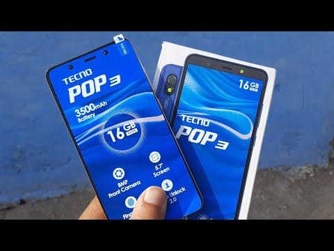 Tecno Pop 3 Price in Pakistan, Chepest Phone Rs. 7000!