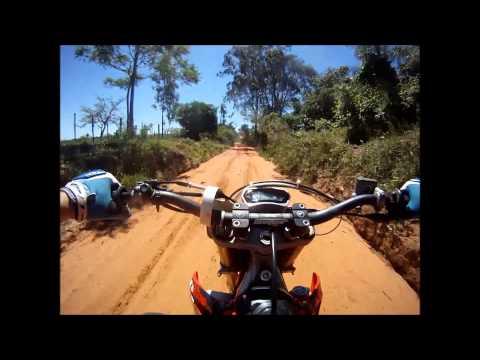 Moto Rally Sanbernardino Prime  Honda CRF  r Paraguay
