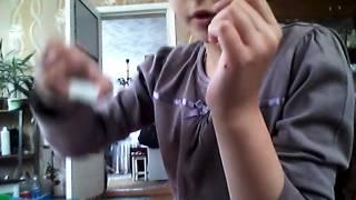 Мой 1 видео урок по лепке из пластилина и полимерной глины \лепим клубнику для кукол
