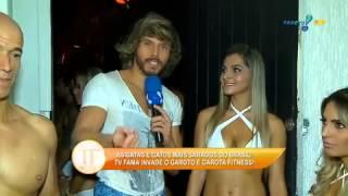 TV Fama na Etapa Brasil 2014