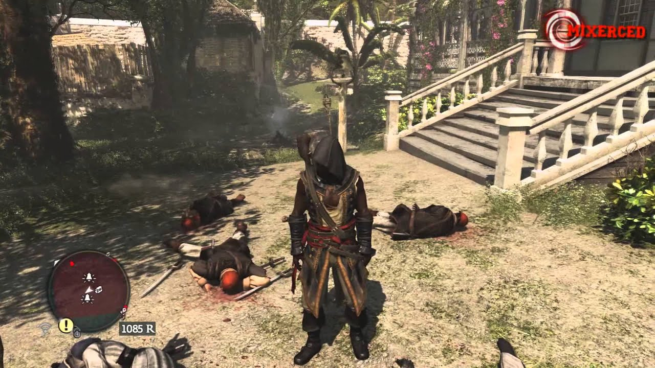 Assassin S Creed Iv Freedom Cry Gameplay Pc Youtube