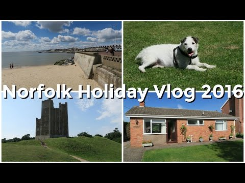 Norfolk Holiday Vlog 2016