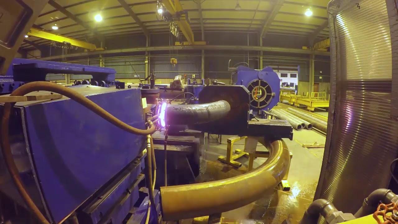Induction Pipe Bending | Pipe Bending Companies UK | Proclad