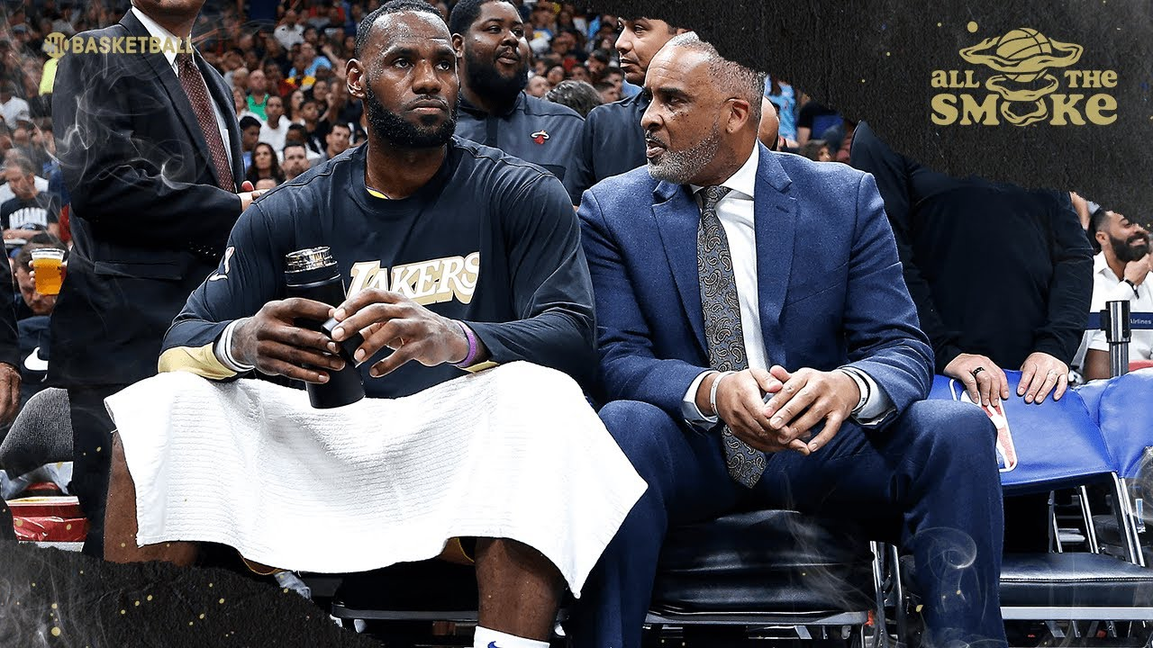 Phil Handy Details Coaching Lebron In Cleveland & LA | Full Episode Drops Thursday | ALL THE SMOKE