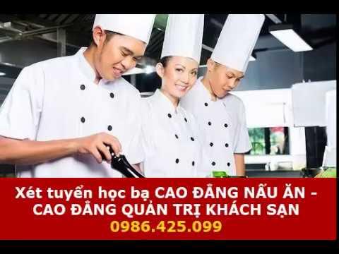 Học phí ngành nấu ăn 0986425099
