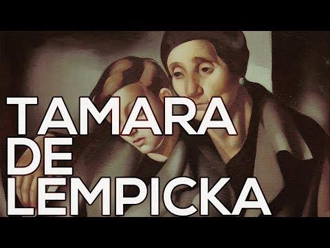 Tamara de Lempicka: A collection of 117 paintings (HD)