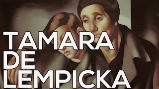 Tamara de Lempicka: A collection of 117 paintings (HD)