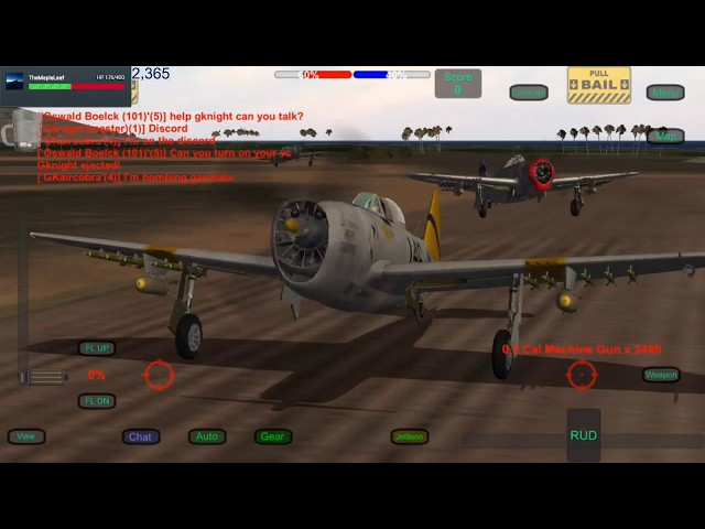 🔴 Wings of Duty P47N FORMATION | LIVE