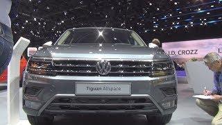 Volkswagen Tiguan Allspace Offroad 2.0 TSI 180 hp 4MOTION (2018) Exterior and Interior