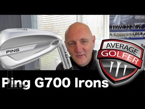 Ping G700 Irons Tested The Average Golfer
