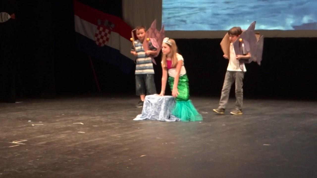 Os Augusta Cesarca Zagreb Dan Skole Knap Youtube