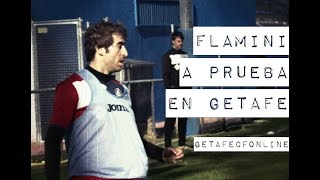 Mathieu Flamini, a prueba