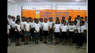 St. John the Baptist Choir - PAMBUJAN, NORTHERN SAMAR