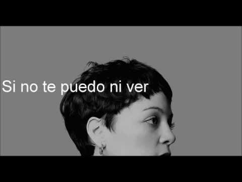 Natalia Lafourcade - Te Quiero Ver (Letra)
