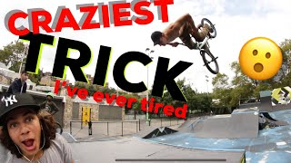 Gambar cover Impossible BMX Trick [100 tries + slams]