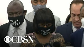 Family of Dijon Kizzee hold emotional press conference