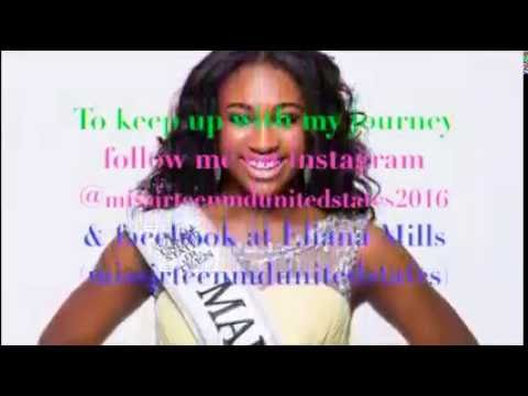 Miss Jr Teen Maryland United States