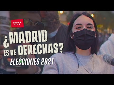 ELECCIONES MADRID 2021