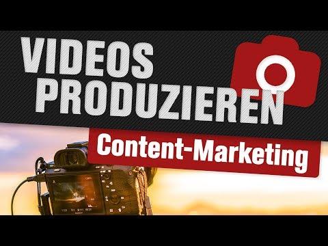 Content Marketing Videos produzieren (Tutorial) thumbnail