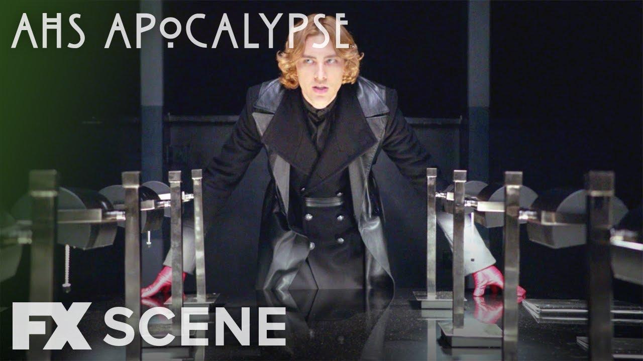 Download American Horror Story: Apocalypse | Season 8 Ep. 9: Michael's Meeting Scene | FX