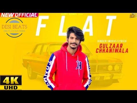 Gulzaar Chhaniwala Flat Official Song  Latest Haryanvi Song 2019  Desi Beats