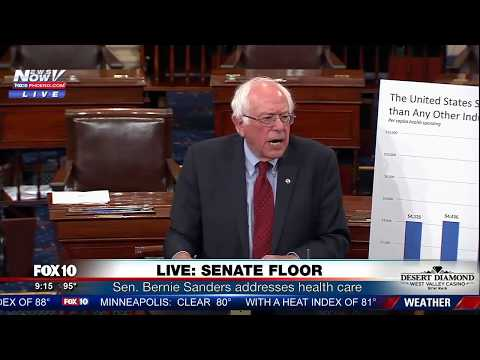 FNN: Senators Debate Health Care Vote