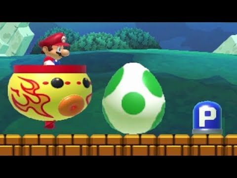 Super Mario Maker - 100 Mario Challenge #202 (Expert Difficulty)