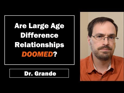 Can Large Age Difference Relationships Succeed? | May-December Romance