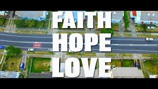TJ Taotua - Faith Hope & Love