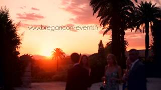 Chateau de Brégancon - Mariage en Provence