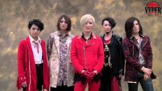 VIDEO COMMENT - Matenrou Opera on VYPER Japanese Music Mag