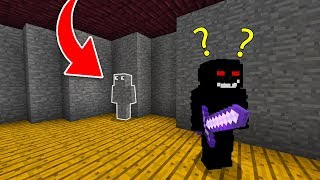 INVISIBLE TROLLING IN MINECRAFT MURDER MYSTERY